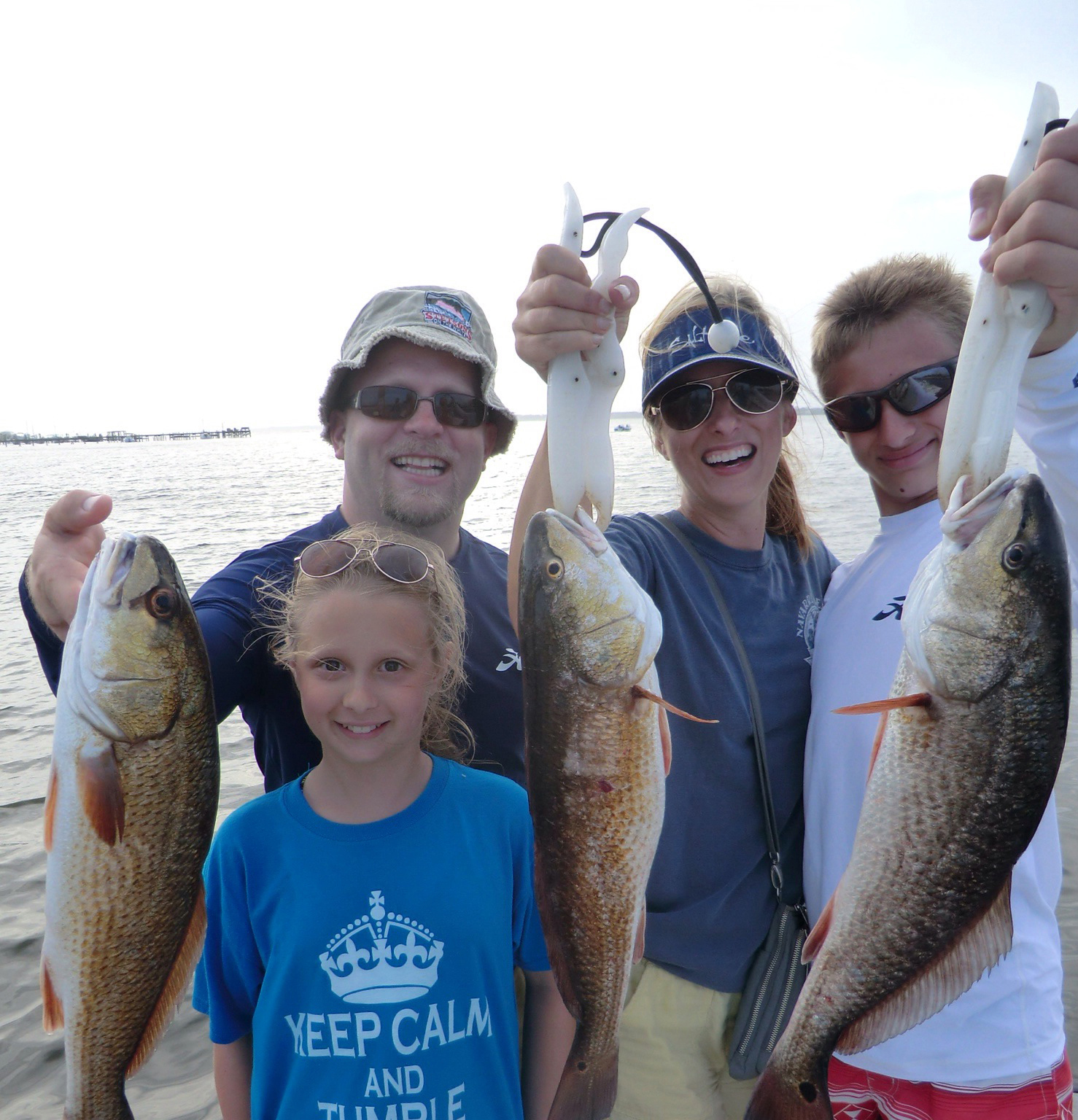 family fishing trips