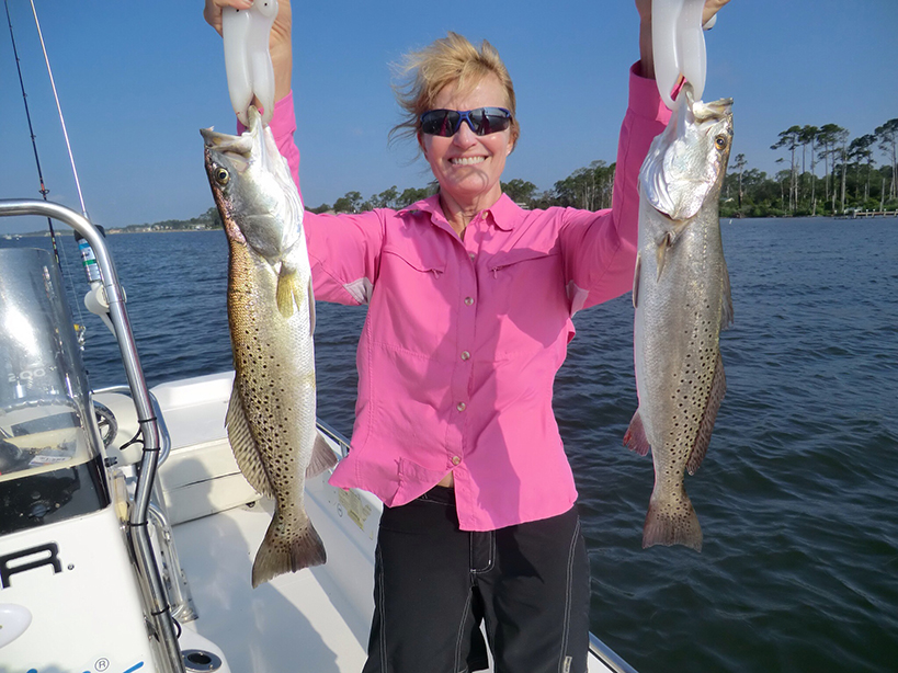 fishing in navarre