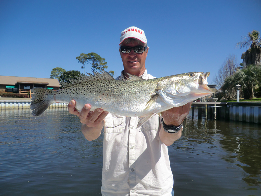big fish caught on lucky chucky charter