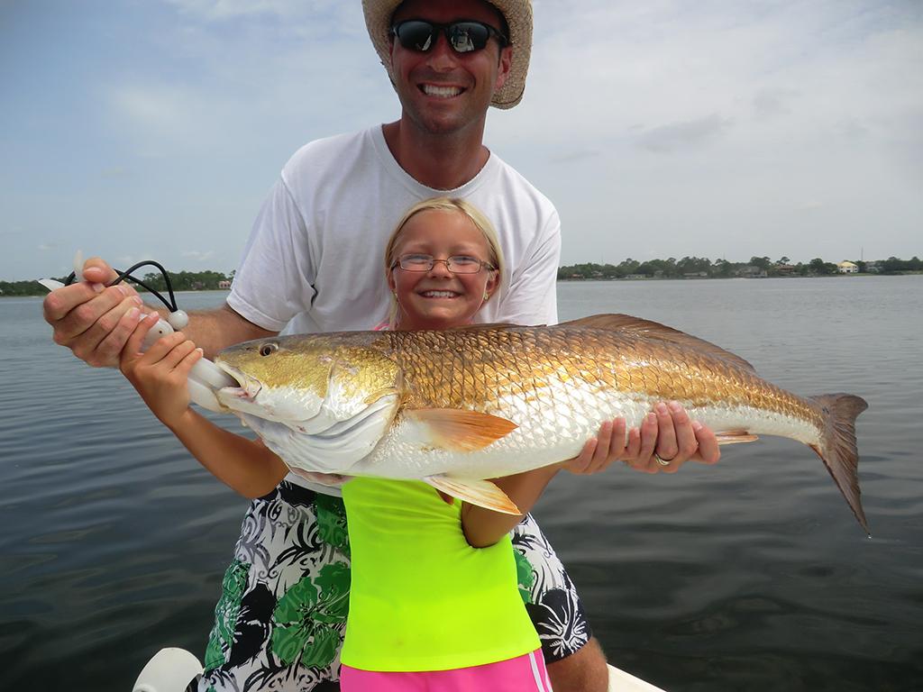 fishing navarre charters