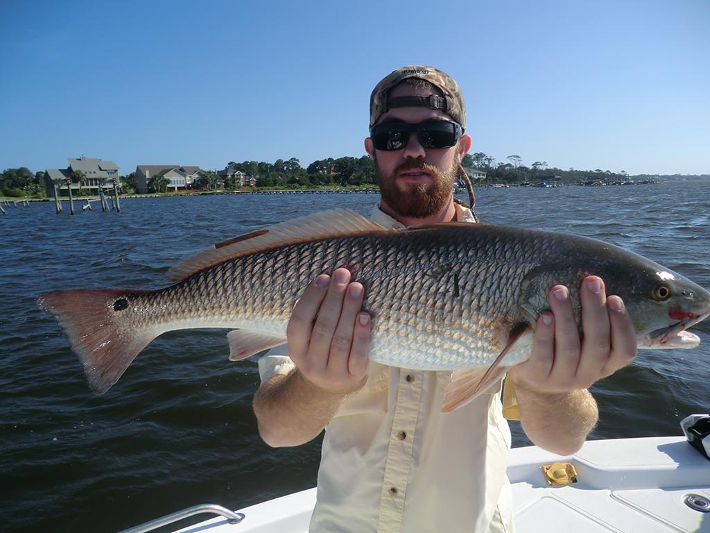 fishing on navarre charter
