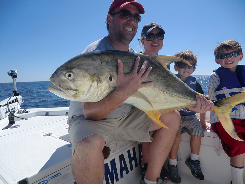 fishing in navarre charter