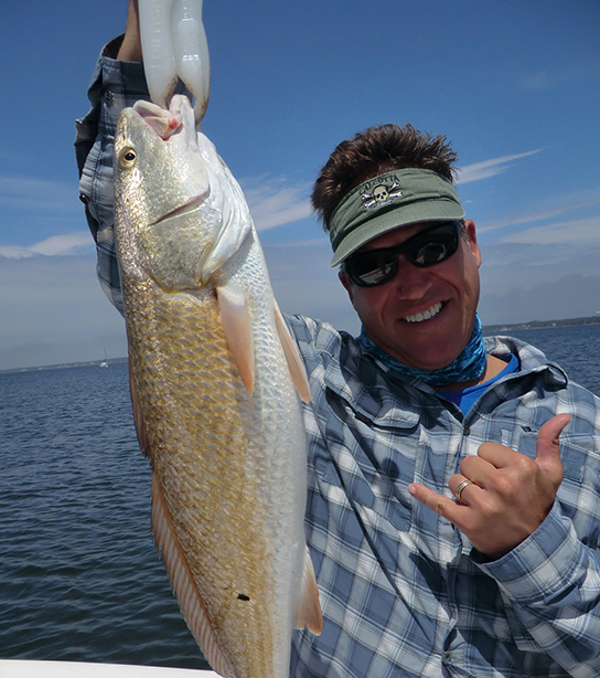 shaka fishing in navarre