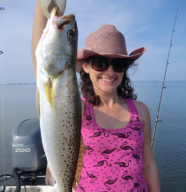 fishing charter in navarre catch
