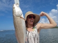 catching fishing on charter