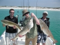 fishing on navarre charter
