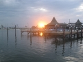 sunset navarre fl
