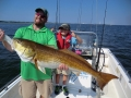 Redfish on navarre charter