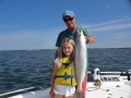 monster trout with captain chuck