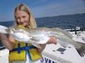 trout fishing navarre