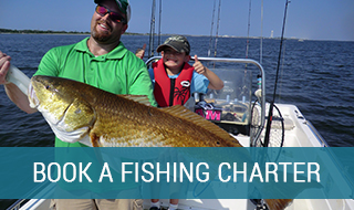 book a fishing charter